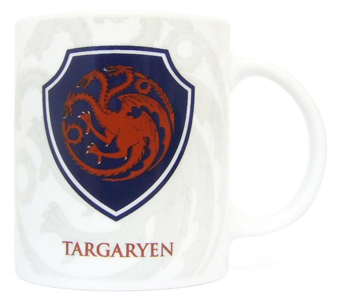 Game of Thrones Mug Targaryen Shield