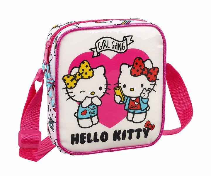 Hello Kitty Mini Shoulder Bag Girl Gang