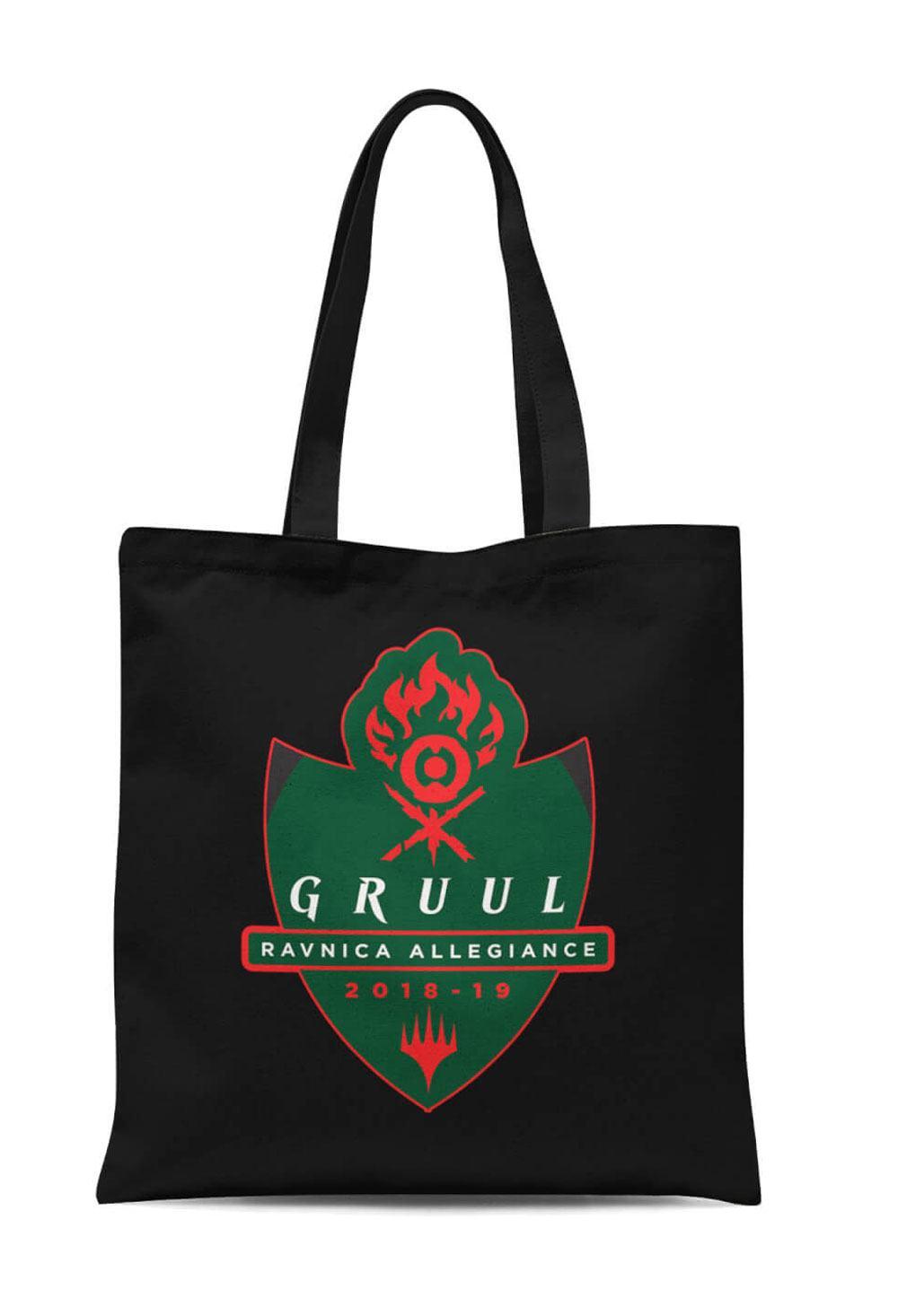 Magic the Gathering Tote Bag Gruul