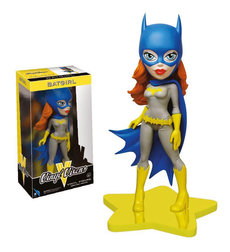 DC Comics Vinyl Sugar Figure Vinyl Vixens Batgirl 23 cm