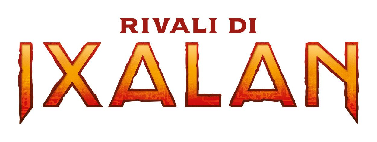 Magic the Gathering Rivali di Ixalan Planeswalker Decks Display (6) italian