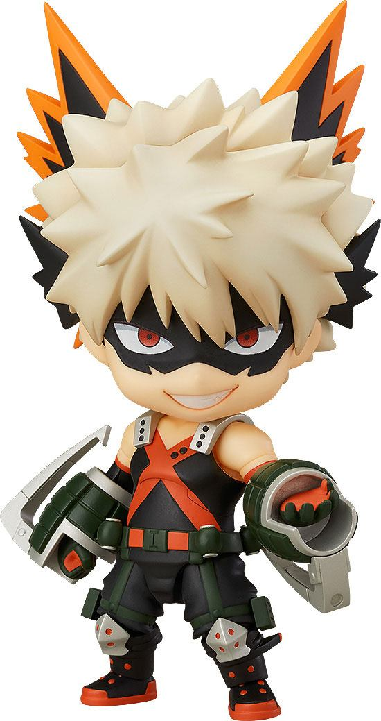 My Hero Academia Nendoroid Action Figure Katsuki Bakugo: Hero's Edition 10 cm