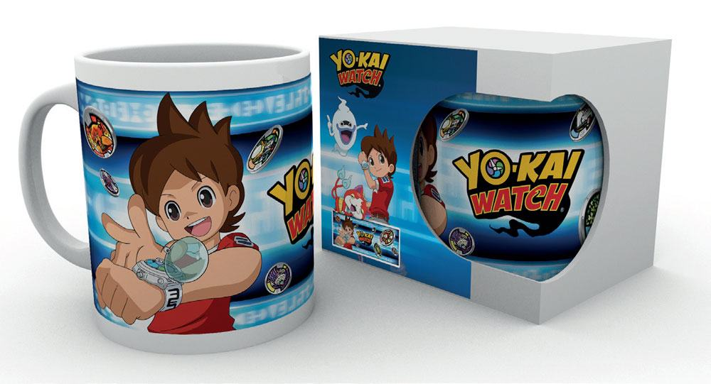 Yo-kai Watch Mug Nathan