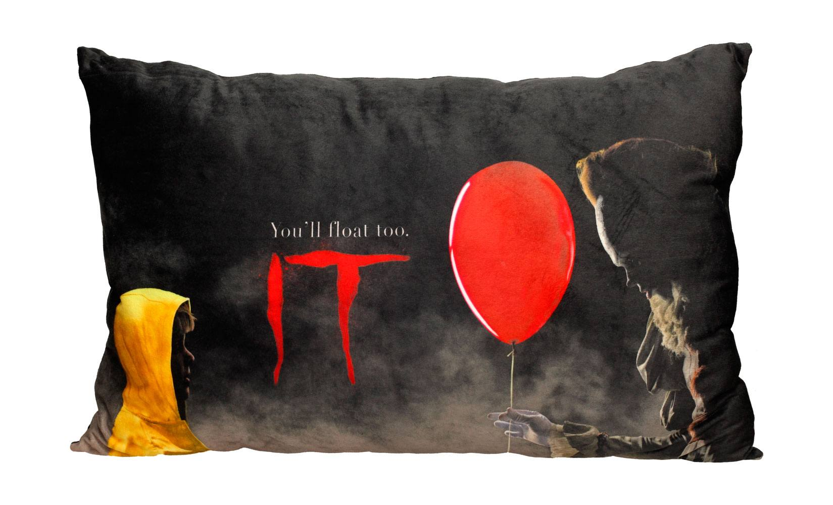 Stephen Kings It 2017 Cushion You'll Float Too 55 x 35 cm