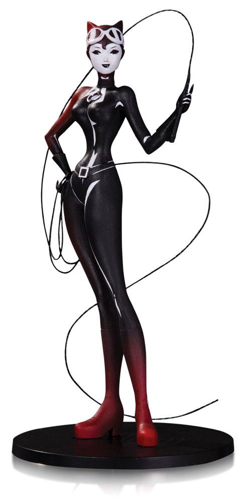 DC Artists Alley Statue Catwoman by Sho Murase 17 cm