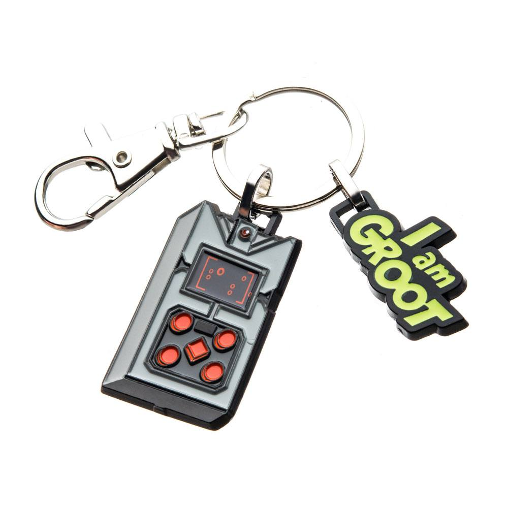 Avengers Infinity War Metal Keychain Groot Game