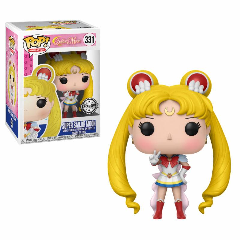 Sailor Moon POP! Animation Vinyl Figure Sailor Moon Crisis Outfit 9 cm