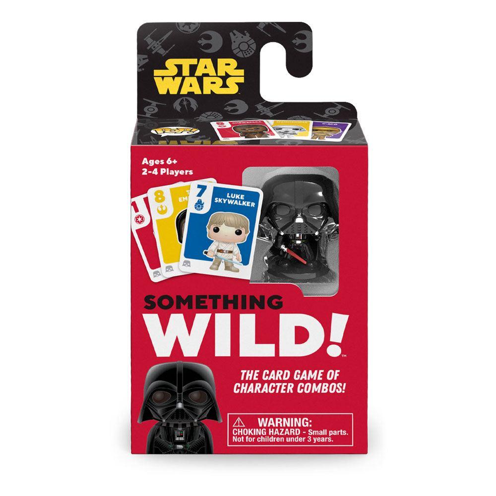 Star Wars Card Game Something Wild! Darth Vader Case (4) DE/ES/IT Version