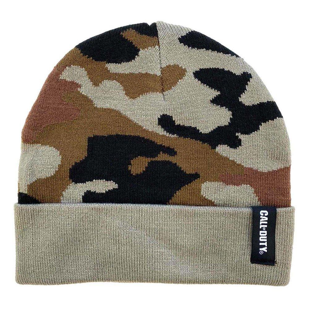 Call of Duty Beanie Hi Build Embroidery