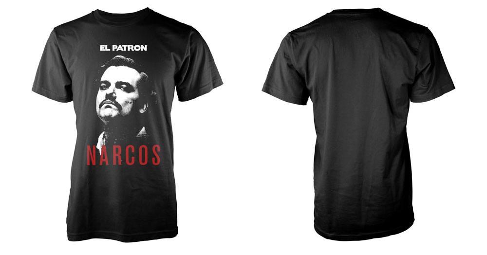 Narcos T-Shirt Godfather Size XL