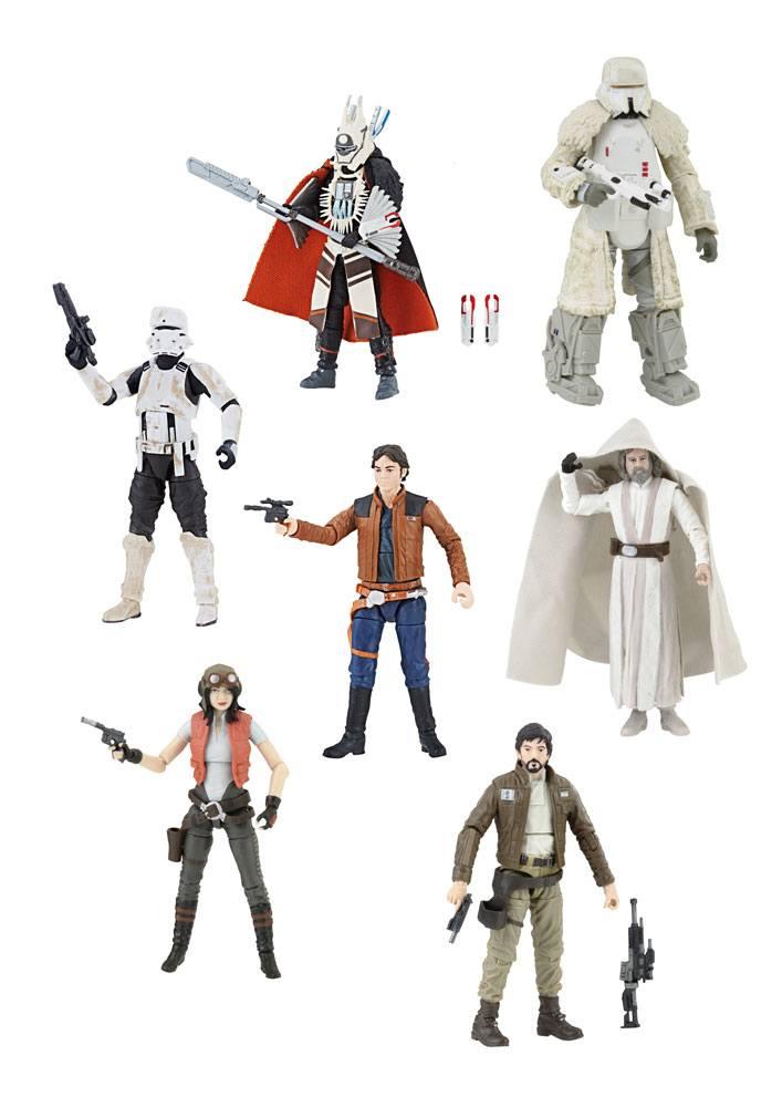 Star Wars Black Series Vintage Action Figures 10 cm 2018 Wave 3 Assortment (8)
