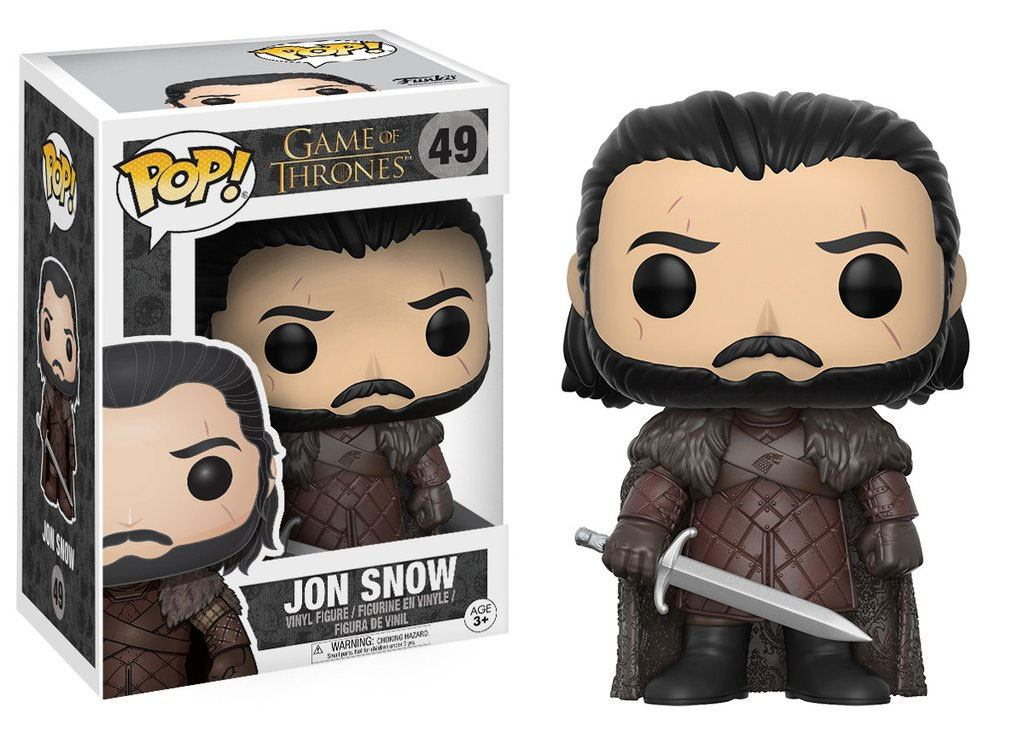 Game of Thrones POP! Television Vinyl Figure Jon Snow 9 cm
