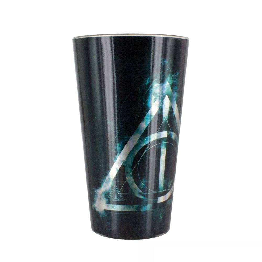 Harry Potter Glass Deathly Hallows