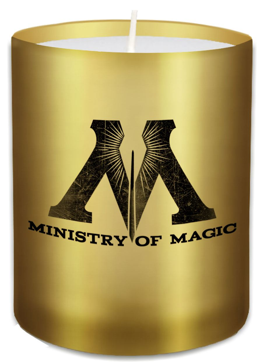 Harry Potter Votive Candle Ministry of Magic 6 x 7 cm