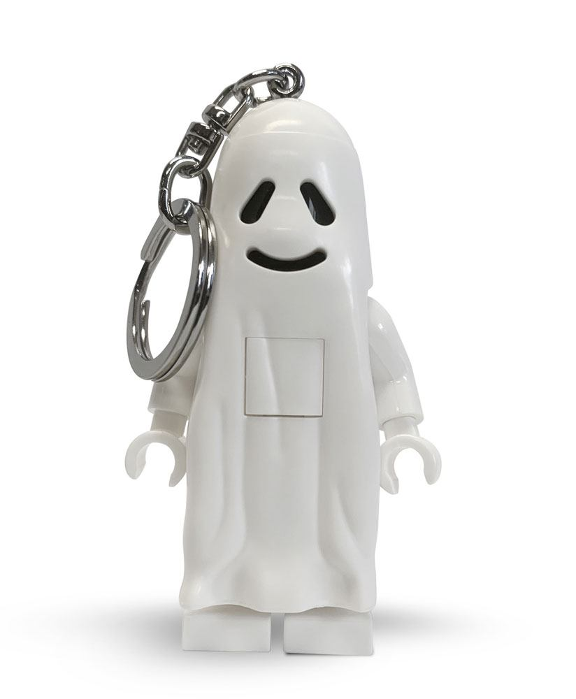 LEGO Classic Light-Up Keychain Ghost 8 cm