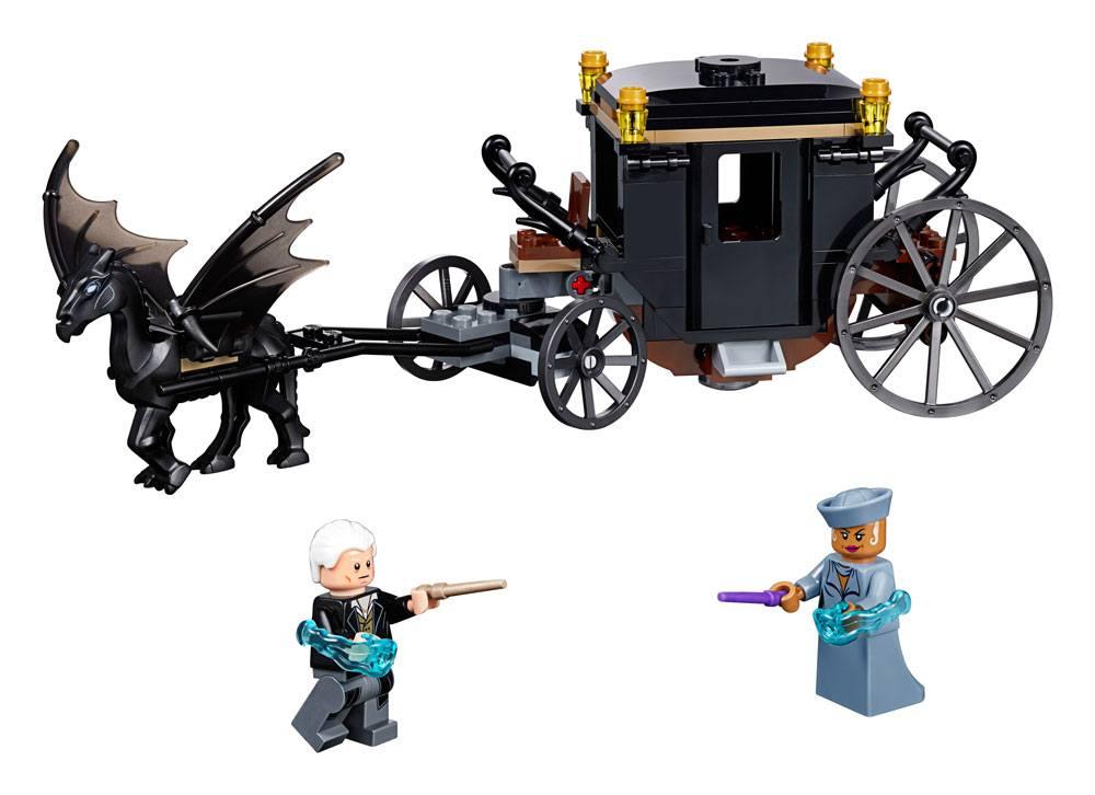 LEGO® Fantastic Beasts™ - Grindelwald´s Escape