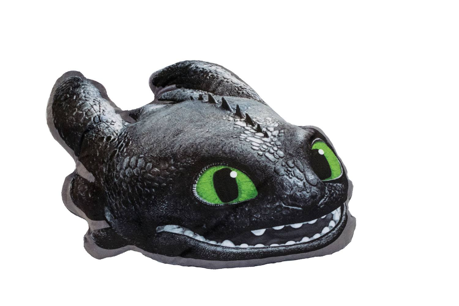 How to Train Your Dragon 3 Pillow Toothless 40 x 30 cm