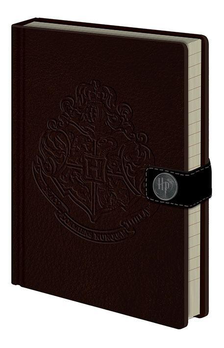 Harry Potter Premium Notebook A5 Hogwarts Crest