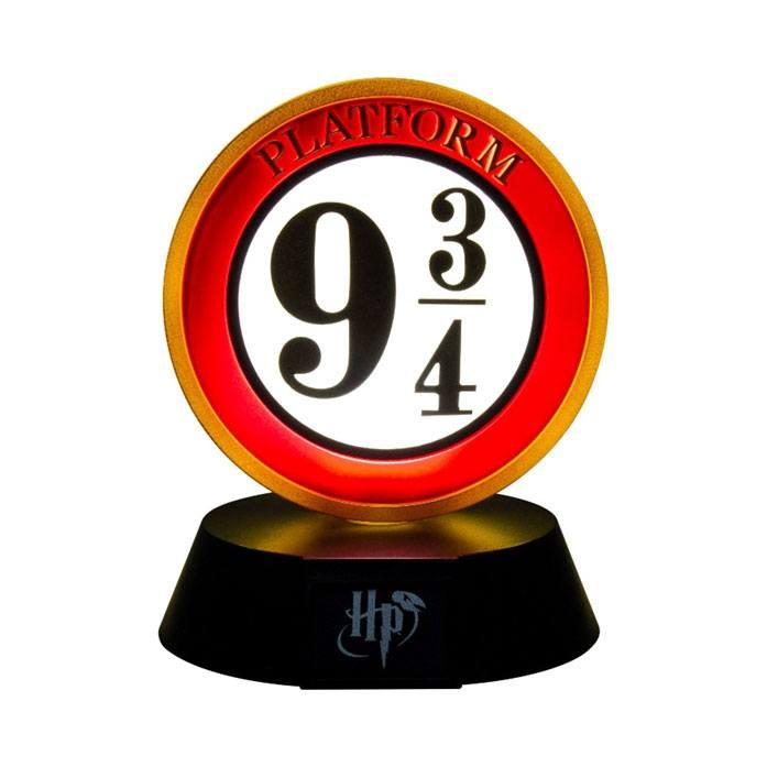 Harry Potter 3D Icon Light Platform 9 3/4 10 cm
