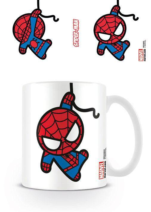 Marvel Comics Mug Kawaii Spider-Man