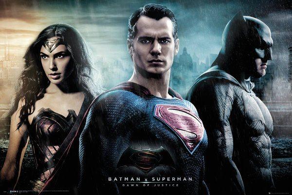 Batman v Superman Poster Pack City 61 x 91 cm (5)