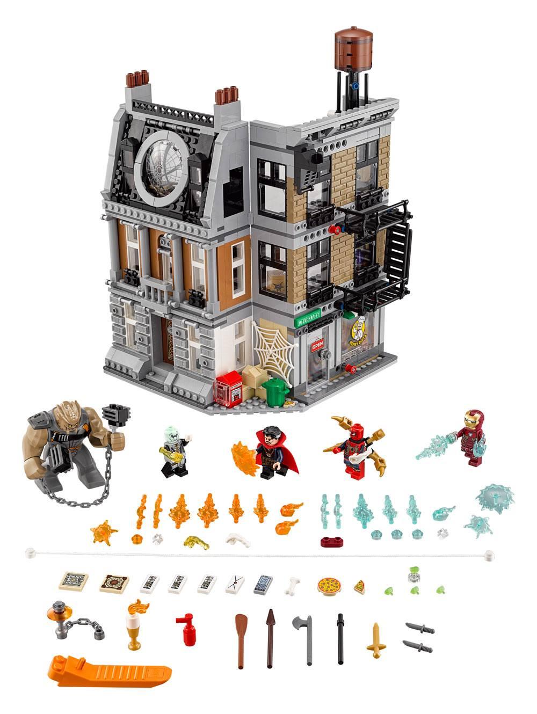 LEGO® Marvel Super Heroes™ Avengers: Infinity War - Sanctum Sanctorum Showdown