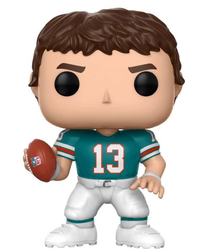 NFL POP! Football Vinyl Figure Dan Marino (Miami Dolphins) 9 cm