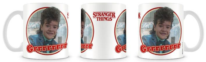 Stranger Things Mug Grrrrrrr