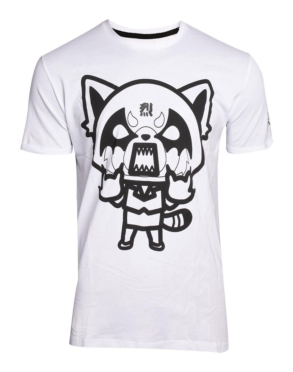 Aggretsuko T-Shirt I Wanna Eat Size L