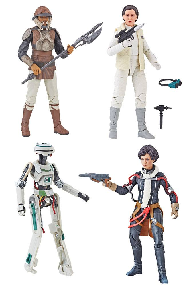 Star Wars Black Series Action Figures 15 cm 2018 Wave 5 Assortment (8)