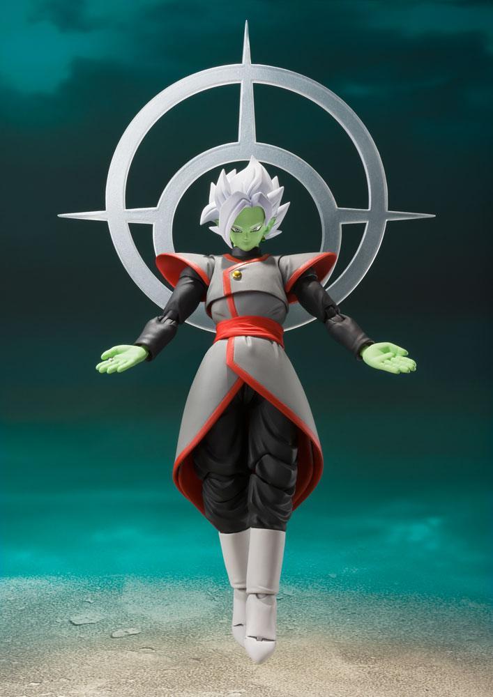 Dragon Ball Super S.H. Figuarts Action Figure Zamasu -Potara- Tamashii Web Exclusive 14 cm