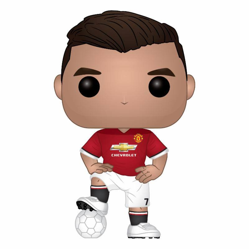 POP! Football Vinyl Figure Alexis Sánchez (ManU) 9 cm