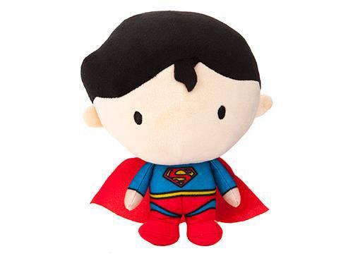 DC Comics Plush Figure Superman Chibi Style 18 cm
