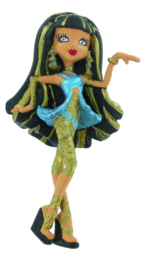 Monster High Mini Figure Cleo de Nile 10 cm