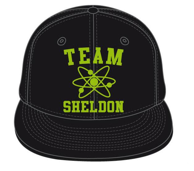 The Big Bang Theory Adjustable Cap Team Sheldon