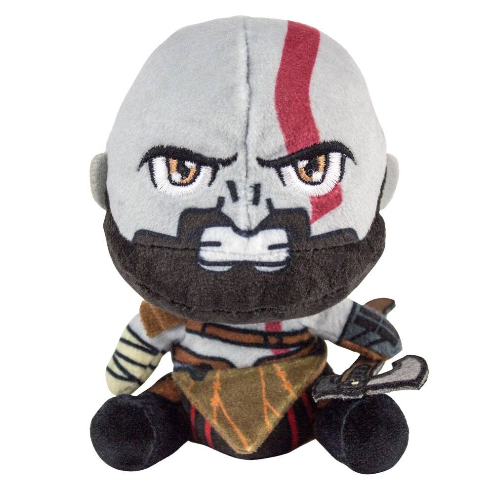 God Of War Stubbins Plush Figure Kratos 20 cm