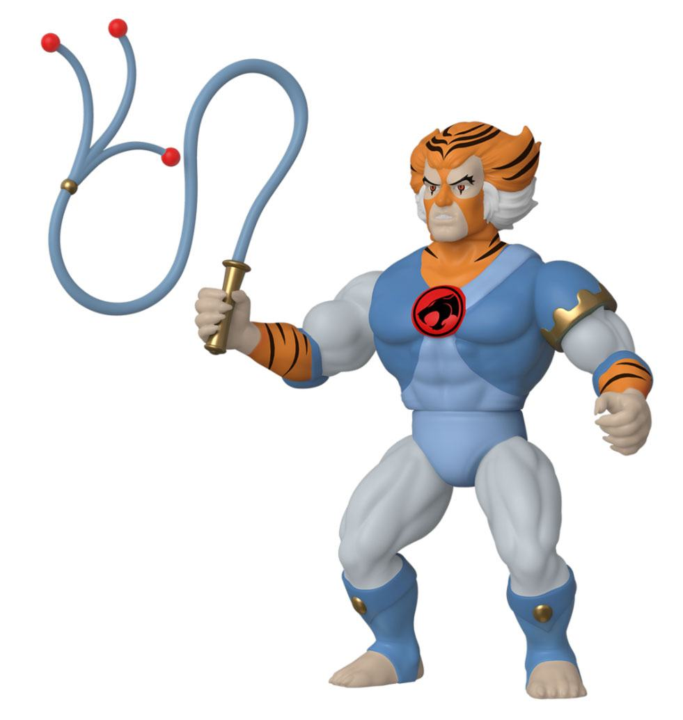 Thundercats Savage World Action Figure Tygra 10 cm