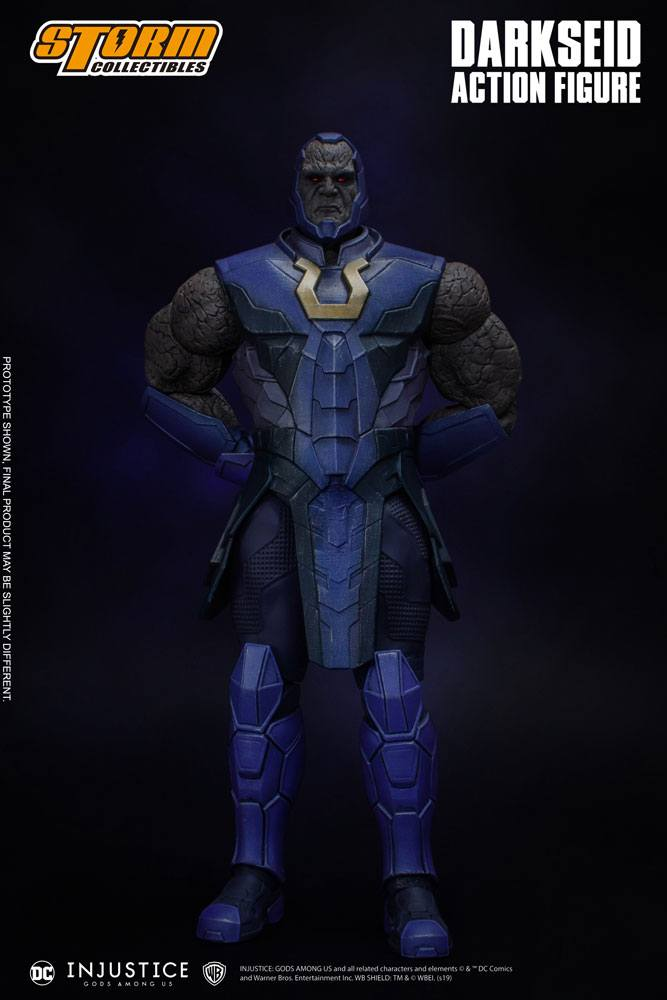 Injustice: Gods Among Us Action Figure 1/12 Darkseid 24 cm