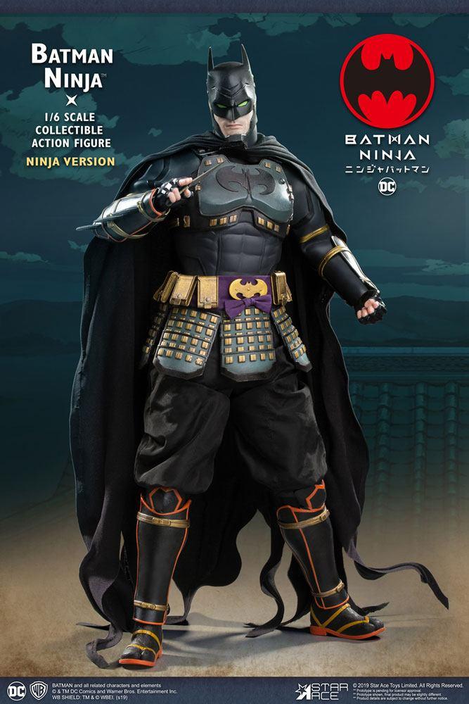 Batman Ninja My Favourite Movie Action Figure 1/6 Batman Ninja Normal Ver. 30 cm