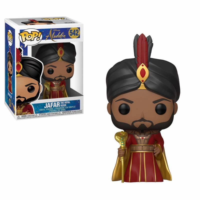 Aladdin POP! Disney Vinyl Figure Jafar 9 cm