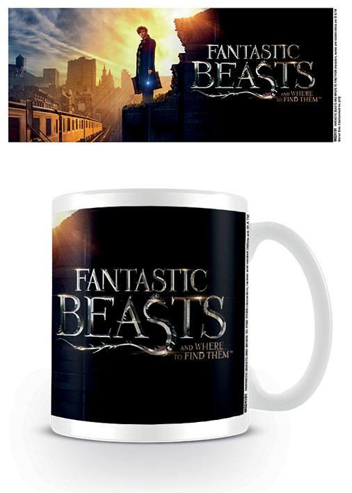 Fantastic Beasts Mug Dusk