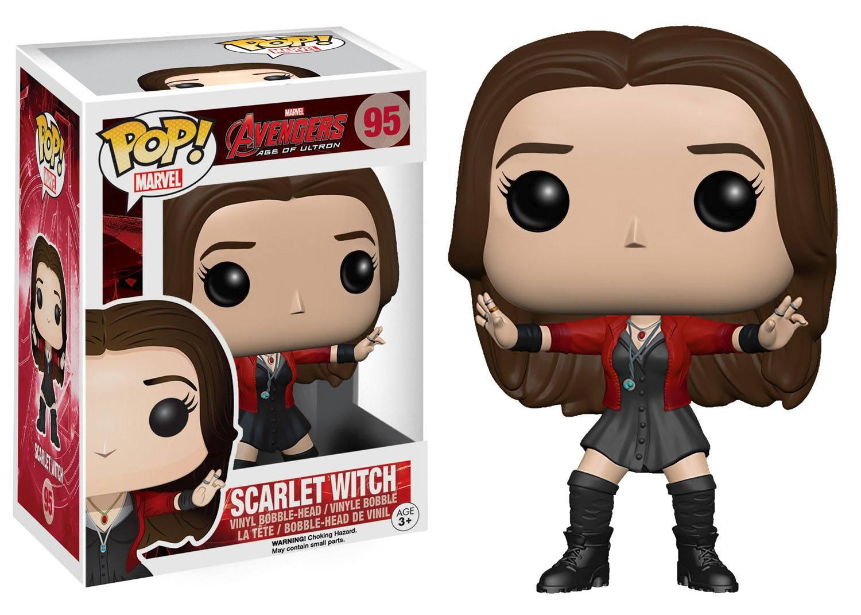 Avengers Age of Ultron POP! Marvel Vinyl Bobble-Head Scarlet Witch 9 cm