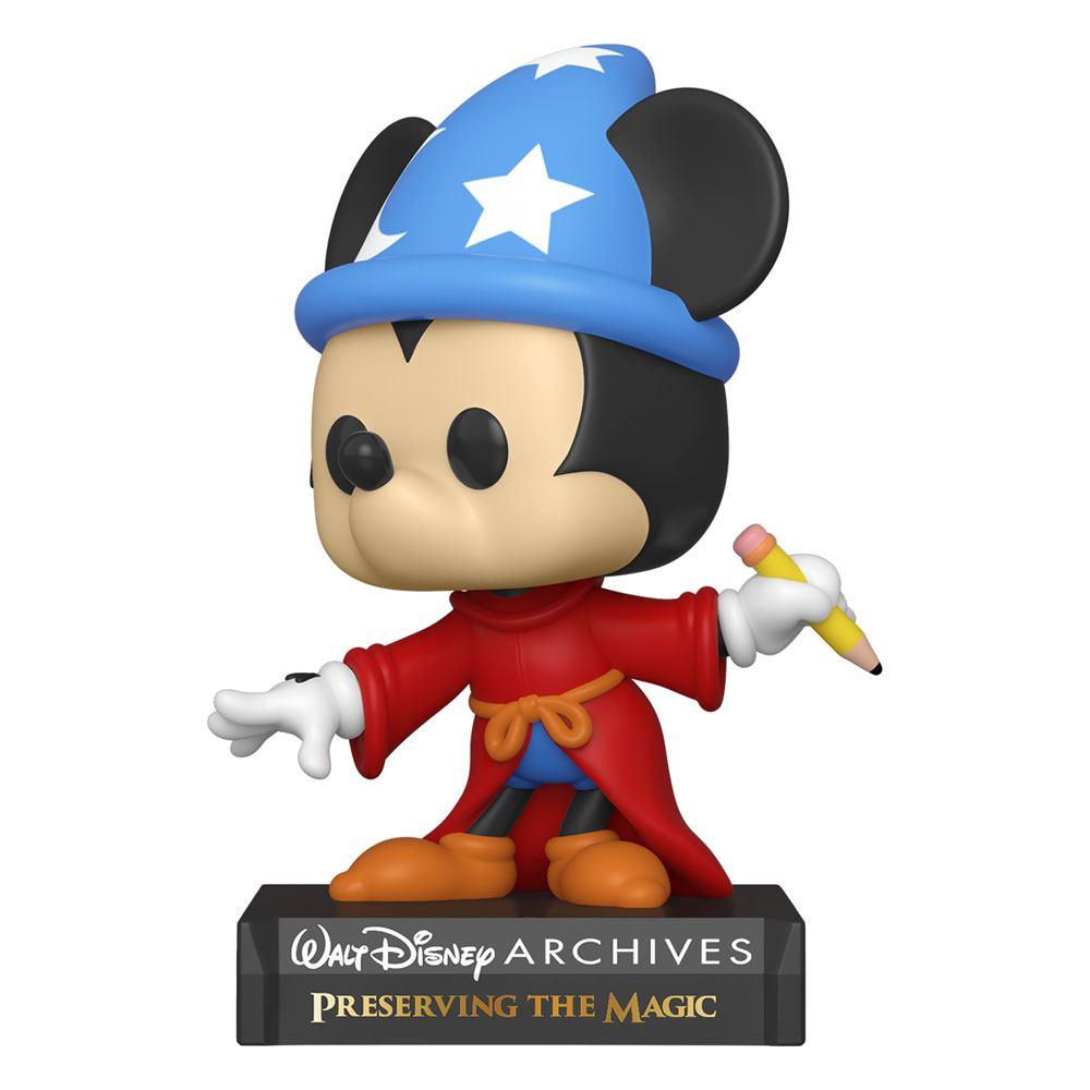 Mickey Mouse POP! Disney Archives Vinyl Figure Apprentice Mickey 9 cm