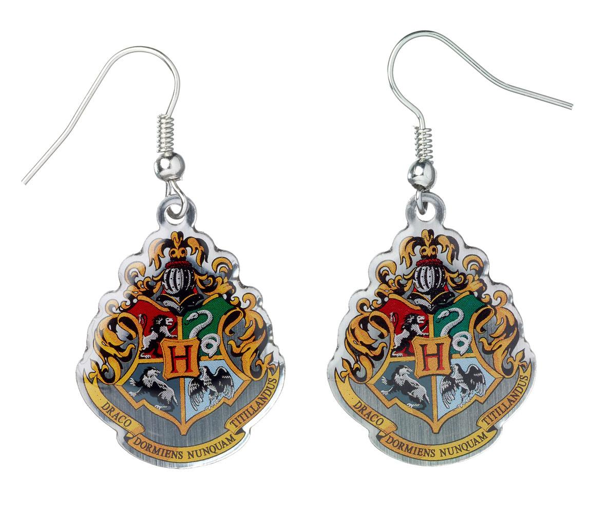 Harry Potter Dobby the Hogwarts Crest (silver plated)