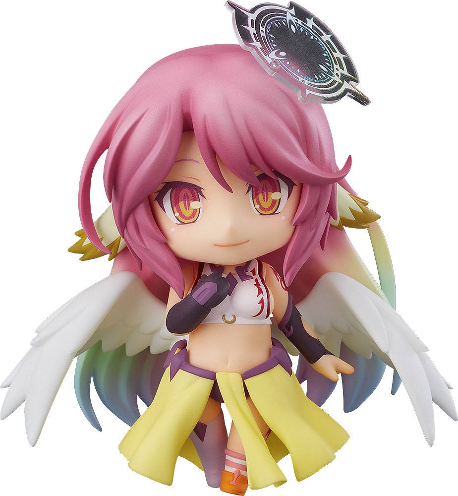 No Game No Life Nendoroid Action Figure Jibril 10 cm