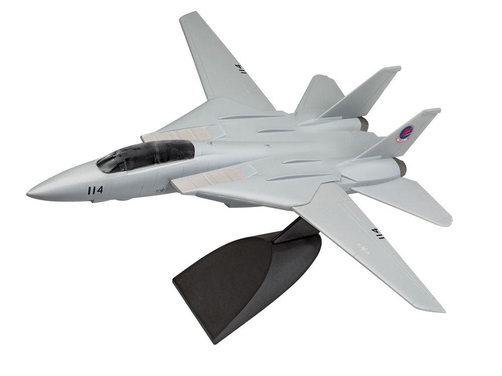 Top Gun Easy-Click Model Kit 1/72 F-14 Tomcat 27 cm