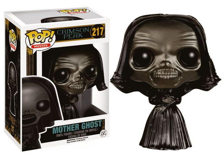 Crimson Peak POP! Movies Vinyl Figure Mother Ghost 9 cm