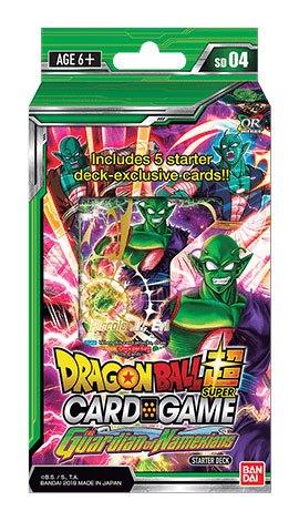 Dragon Ball Super Card Game Season 4 Starter Deck 4 The Guardian of Namekians *English Version*