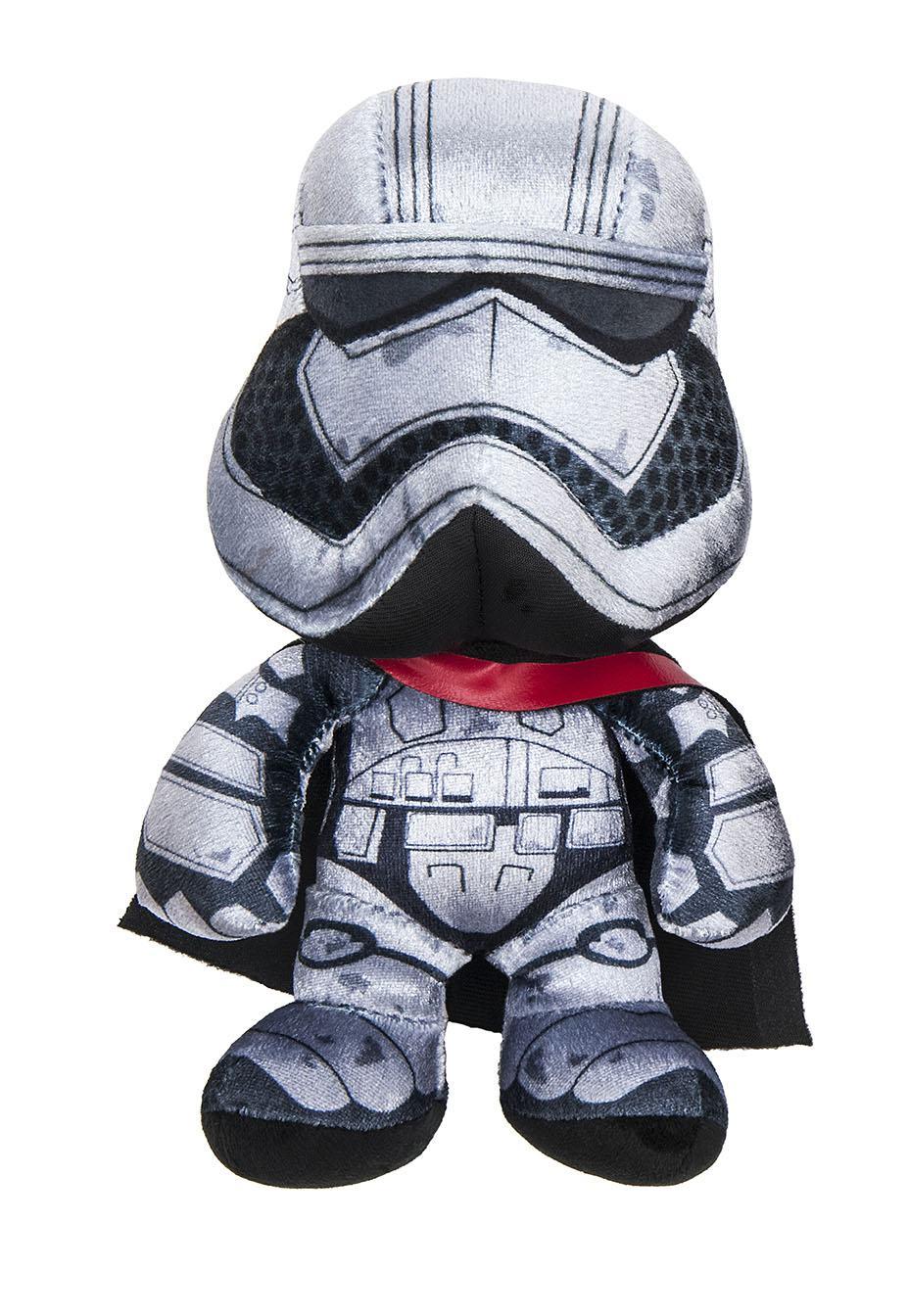 Star Wars Episode VII Plush Figure Captain Phasma 17 cm
