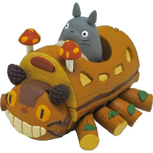 My Neighbor Totoro Pullback Vehicle Cat Bus